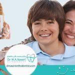 مزایای انجام ارتودنسی کودکان و والدین به صورت هم زمان