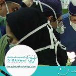 شکاف لب و کام در بیمارستان امام حسین